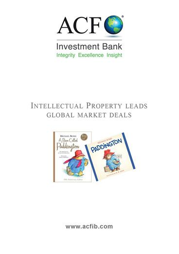 Brand Licensing Brochure