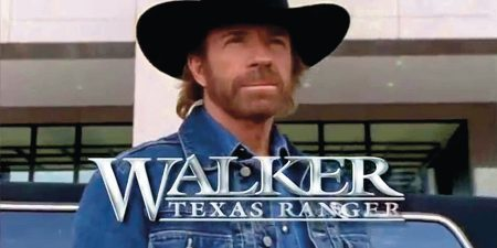 Walker Texas Rangers