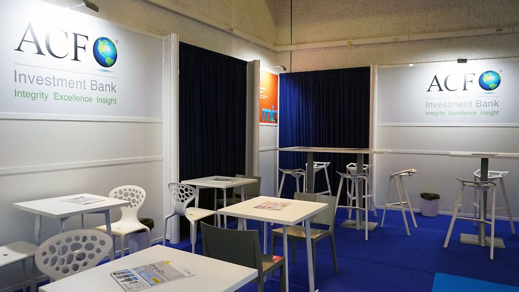 ACF's rooms at MIPCOM 2018