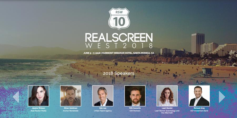 Realscreen 2018