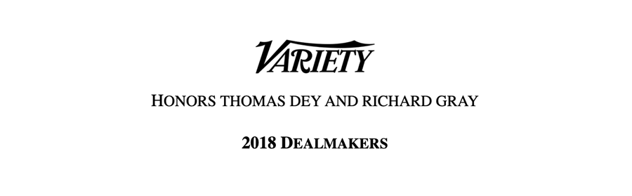 Variety Impact Report 2018 Dealmakers