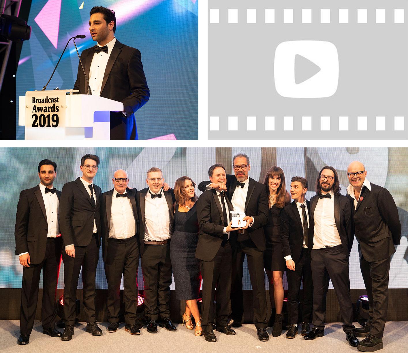 Broadcast Awards 2019