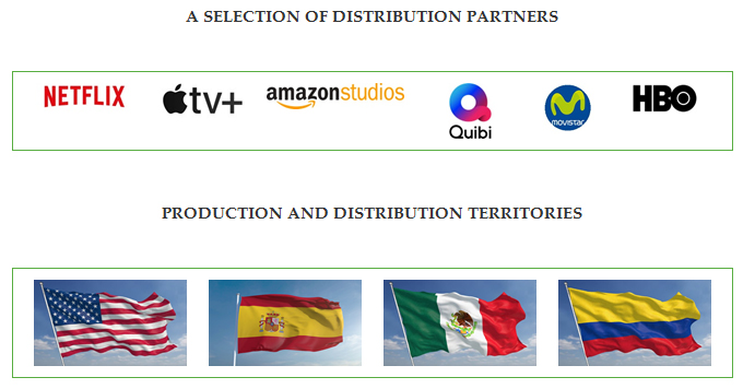 Partners & Territories