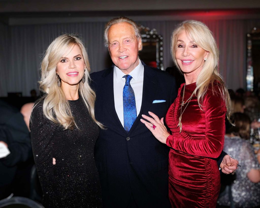 Faith Majors, Lee Majors, Linda Thompson