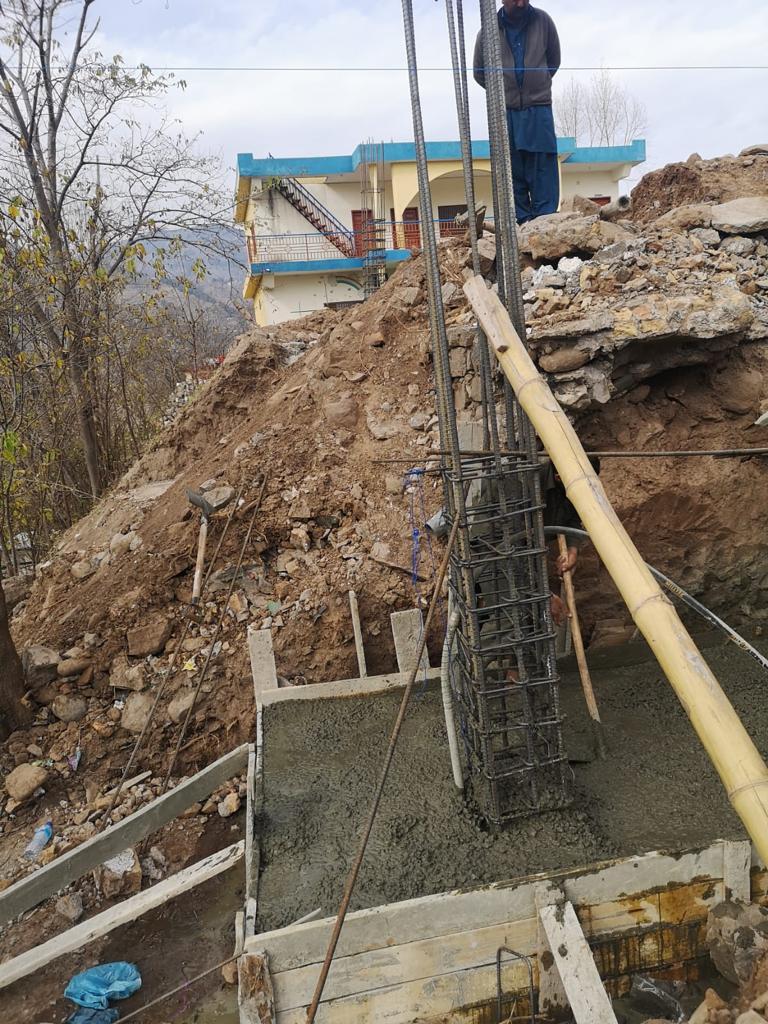 Building a School in Pakistan