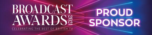 Broadcast Awards Sponsor Banner